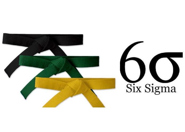 Niveles 6 Sigma