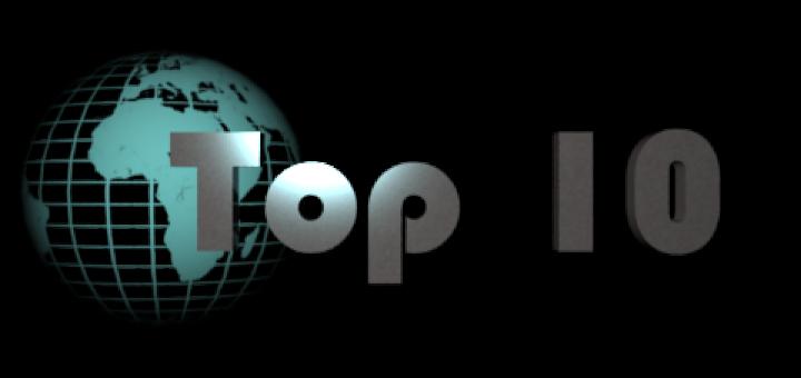 Top diez 10